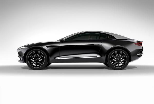 Aston Martin anuncia la producción del DBX para 2019