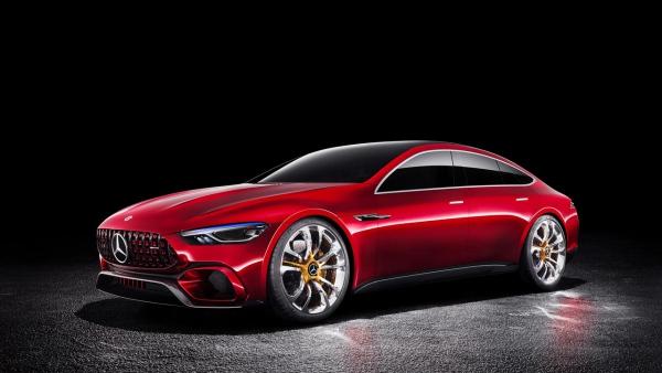 Mercedes Concept A Berlina