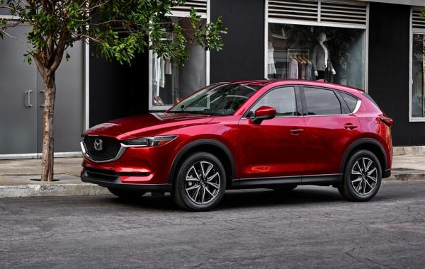 Nuevo CX-5 Mazda