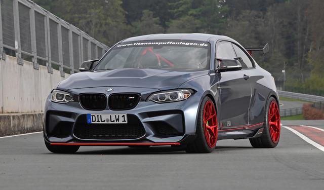 BMW M3 by Lightweight Performance