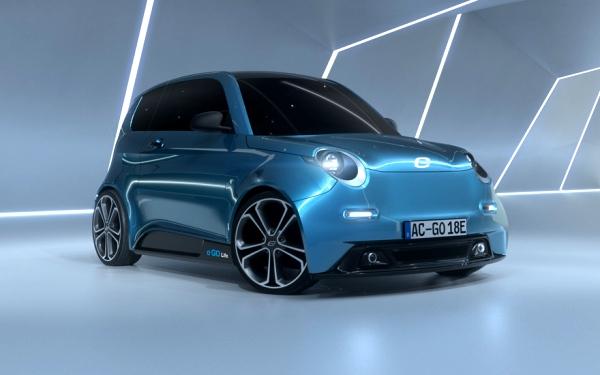e.Go Life, un coche eléctrico por 15.900 ? con batería