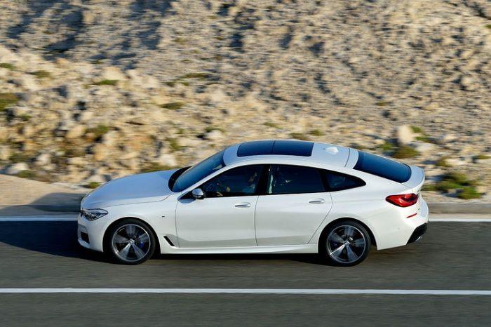 Nuevo BMW serie 6 Gran Turismo