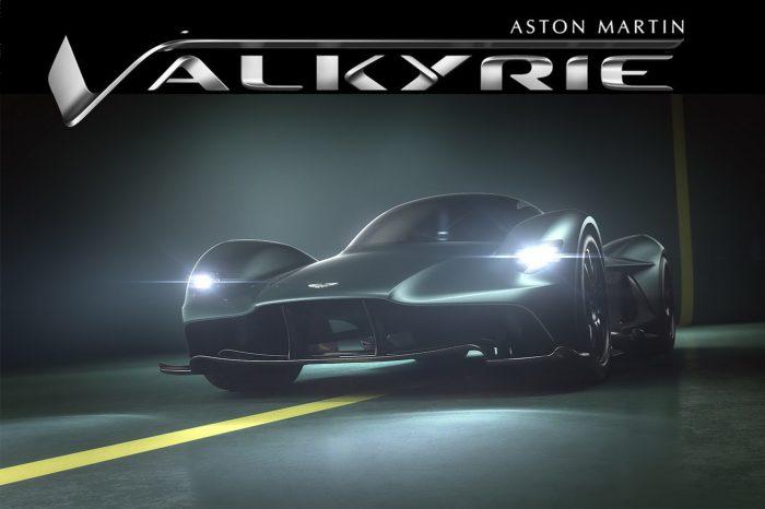 Más información sobre el esperado Aston Martin Valkyrie
