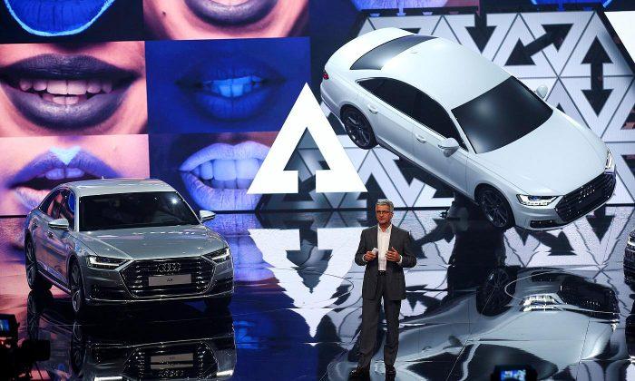 Audi A8 adopta nuevo nivel de conducción autónoma