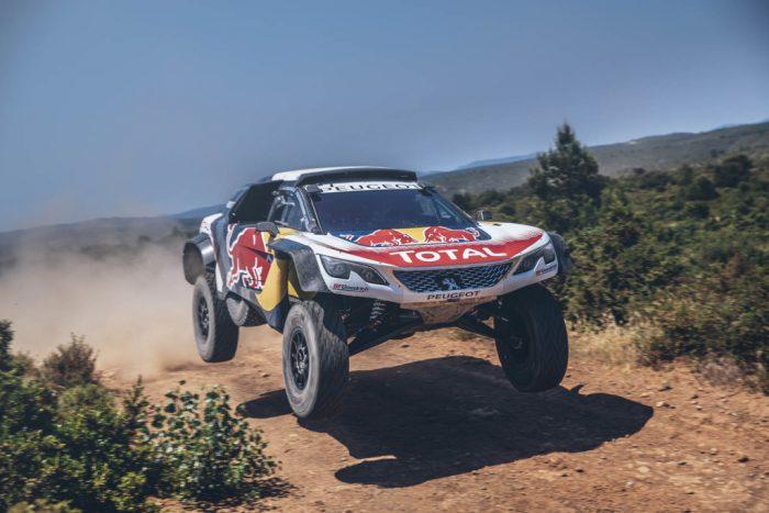 3008DKR Maxi, la nueva arma de Peugeot para seguir reinando en el Dakar