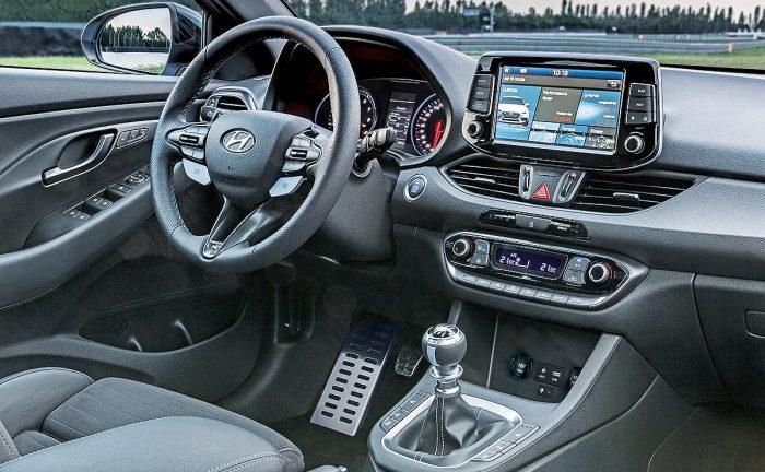 La división N de Hyundai trabaja en su propia gama Golf
