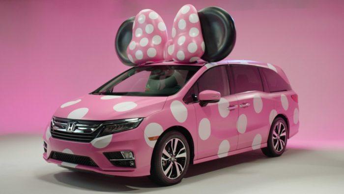 """Así es el auténtico """"Minnie"""" Van de Honda"""