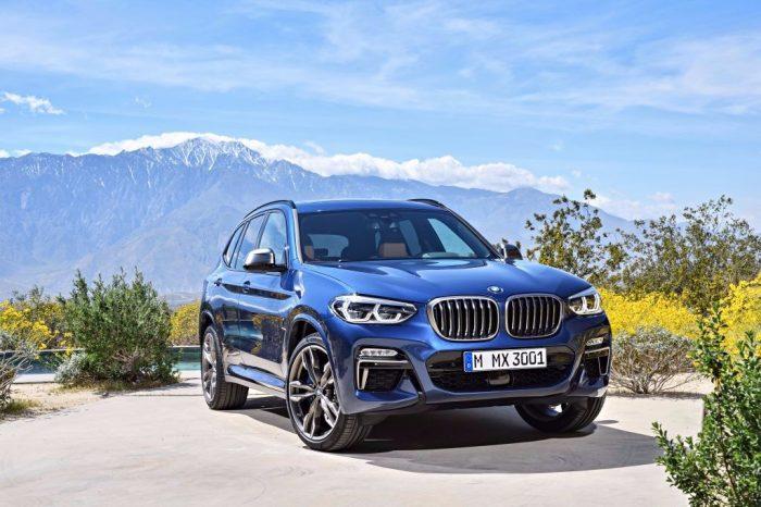 BMW X3 2018 ahora también en versión M