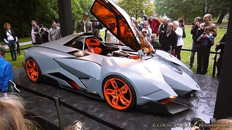 191 Conoc 237 As El Lamborghini Egoista