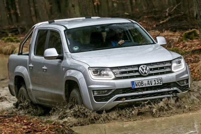 Nuevo VW Amarok con 204 caballos!!