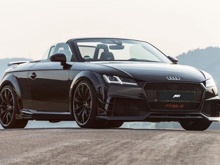 Audi TT RS Roadster by ABT