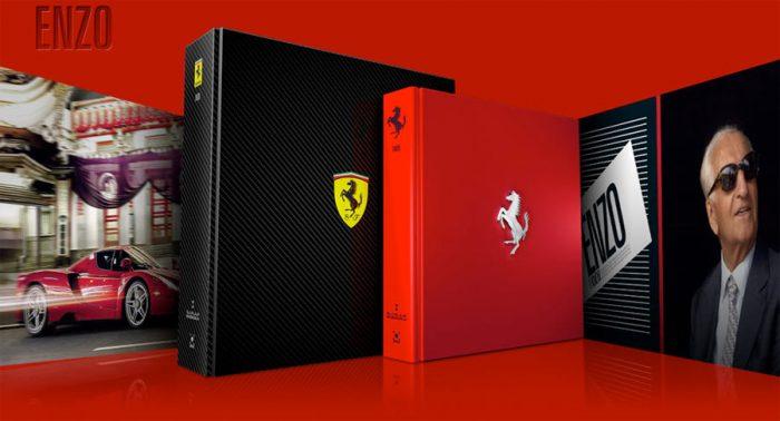 El libro sobre Ferrari que vale tanto como un coche