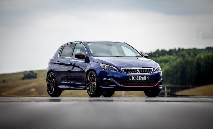 Ya disponible nuevo 308 GTi by Peugeot Sport