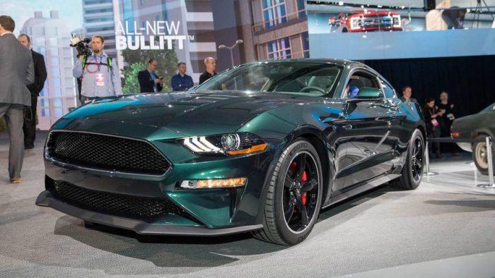Ford Mustang Bullitt, un homenaje a Steve McQueen con 475 CV