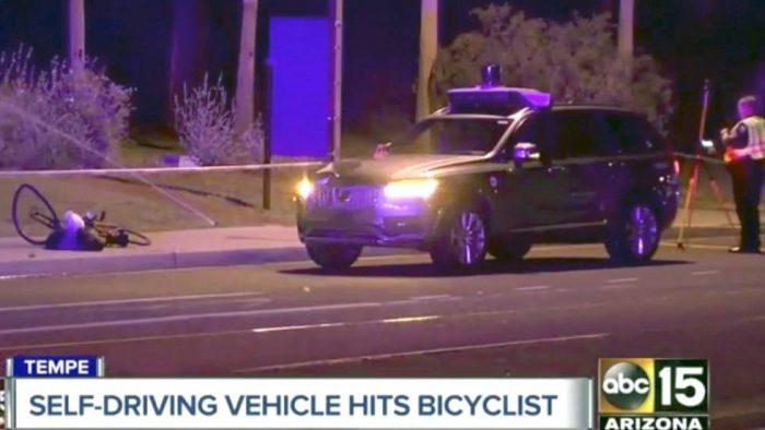 Atropello mortal de Uber: un duro golpe para el coche autónomo