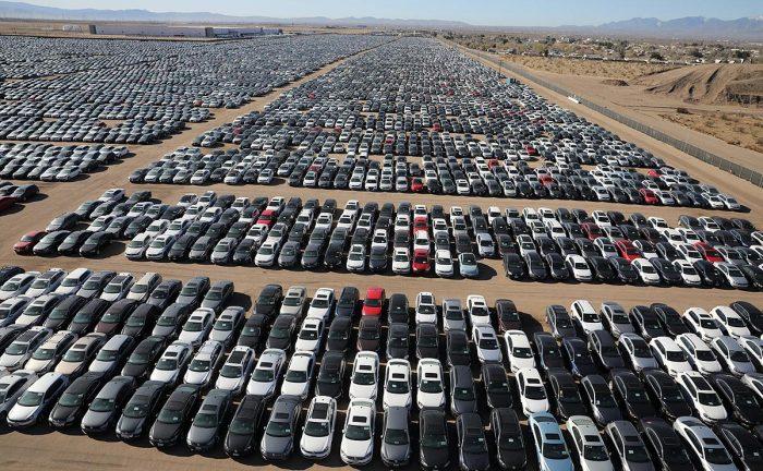 La multinacional Volkswagen almacena cerca de 300.000 diésel en 37 áreas estadounidenses