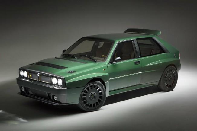 Lancia Delta Futurista: revive el mito de los rallyes