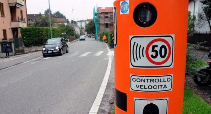 Un radar de un pequeño pueblo italiano caza a más de 56.000 infractores en solo 2 semanas