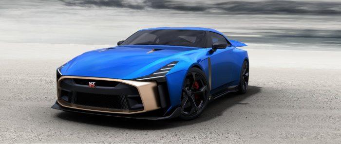 Nissan GT-R50, solamente 50 unidades