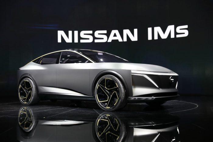 Nissan IMs Concept, la fusión perfecta de sedán y crossover
