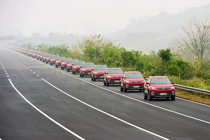 China y el récord mundial de coches autónomos circulando (vídeo)