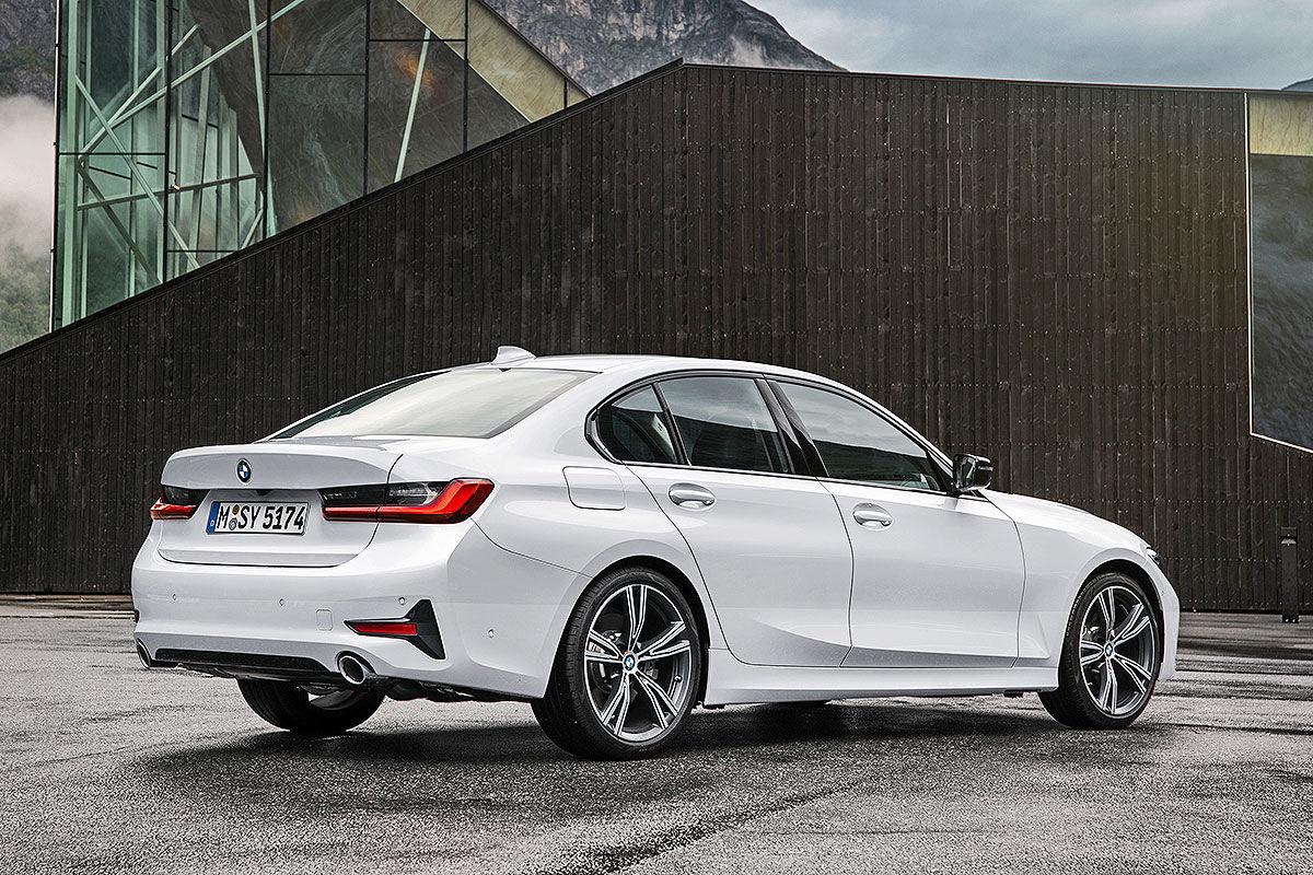 Nuevo BMW serie 3 2019 salida al mercado en un mes