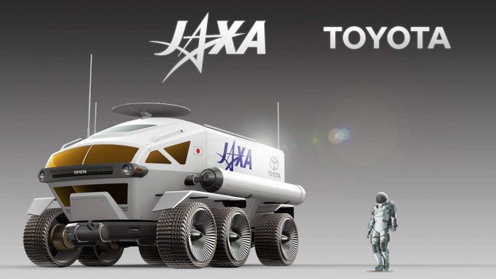 EL ROVER DE TOYOTA QUE EXPLORARÁ LA LUNA 06f007d8 toyota fuel cell electric lunar rover project 7 700x394