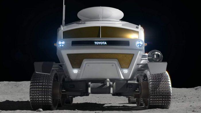 EL ROVER DE TOYOTA QUE EXPLORARÁ LA LUNA b0ea625a toyota fuel cell electric lunar rover project 3 700x394