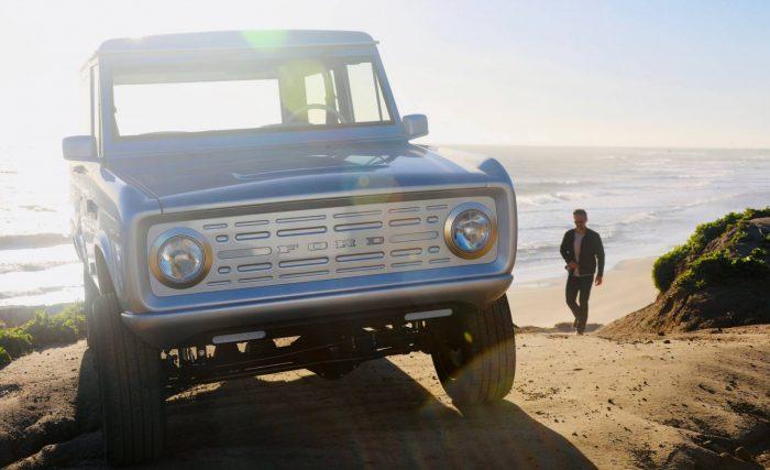 El carismático Ford Bronco, ahora también en versión eléctrica (vídeo)
