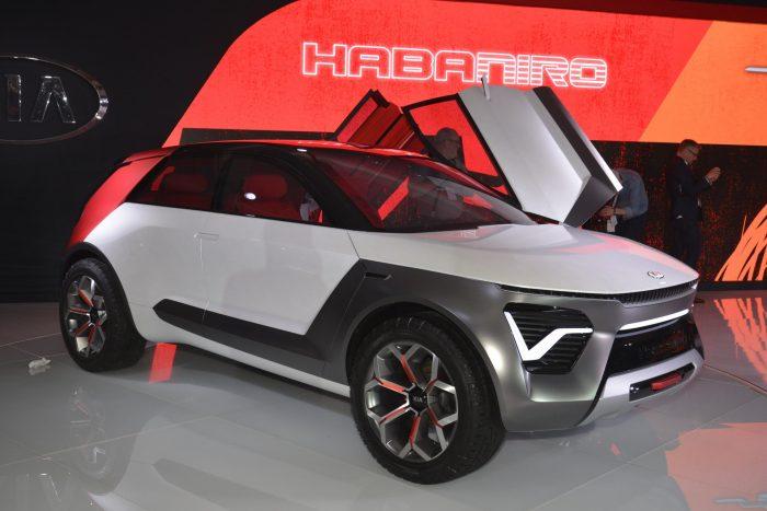 Kia HabaNiro: el SUV eléctrico y autónomo de la marca coreana