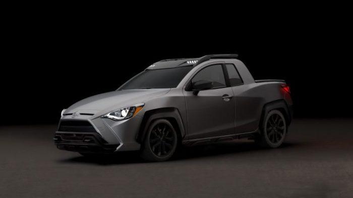 Toyota Yaris Adventure: la broma va en serio