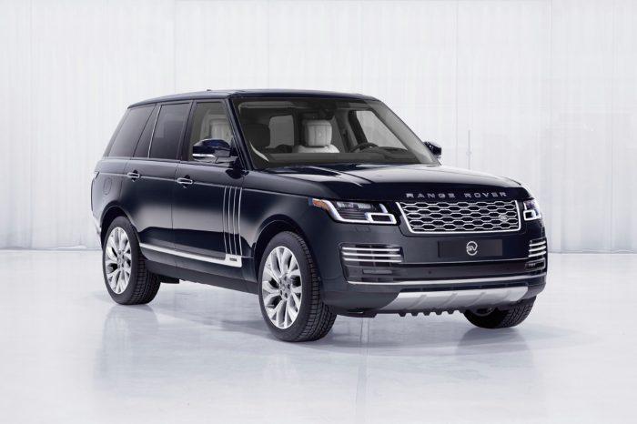 Range Rover Astronaut Edition, rumbo a las estrellas