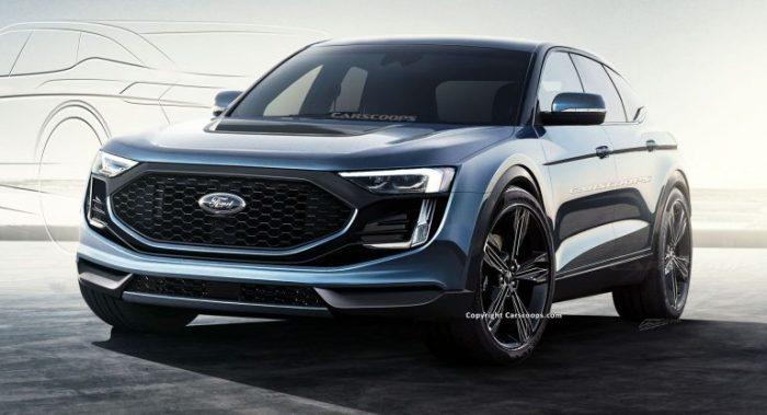 Ford Mach E, el crossover eléctrico inspirado en el Mustang