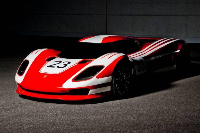 Porsche 917 Concept, homenaje y mirada al futuro