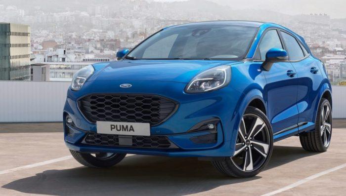 Ford Puma: de pequeño coupé a SUV