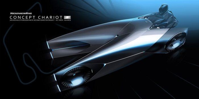 """Concept Chariot: ¿coche o moto"""" (vídeo)"""