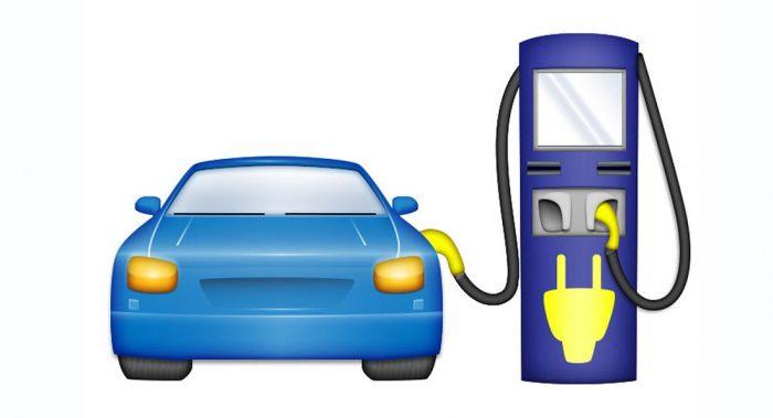Próximamente en tu móvil: un emoji para los coches eléctricos