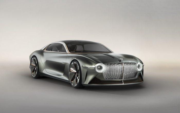 Bentley EXP 100 GT, viaje al futuro (vídeo)