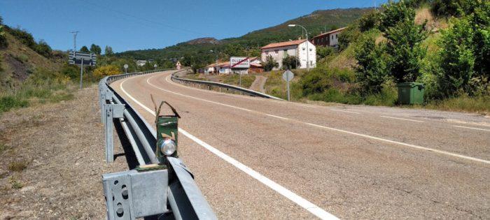 El radar falso de un pueblo de León que funciona de maravilla