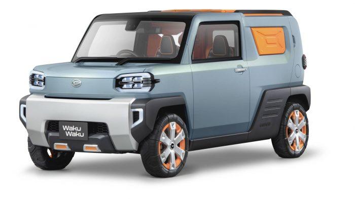 Salón de Tokio 2019: Daihatsu también se apunta a la moda retro