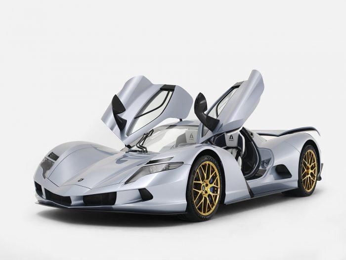 Aspark Owl: presentado el hypercar eléctrico con la aceleración más rápida del mundo