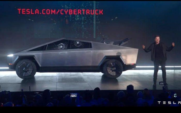 5 cosas que no sabías del Tesla Cybertruck