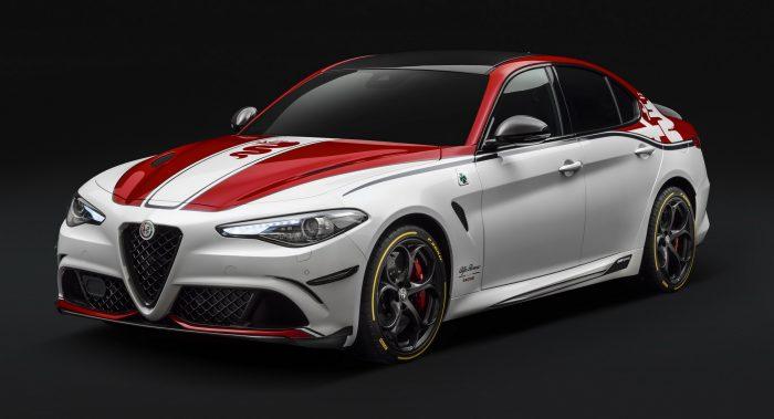 El próximo Alfa Romeo Giulia Quadrifoglio versión GTA