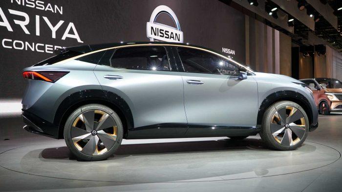 El próximo 15 de julio se presentará el nuevo crossover eléctrico Nissan Ariya