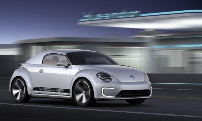 """¿Vuelve el VW Beetle en forma de coche eléctrico"""""""