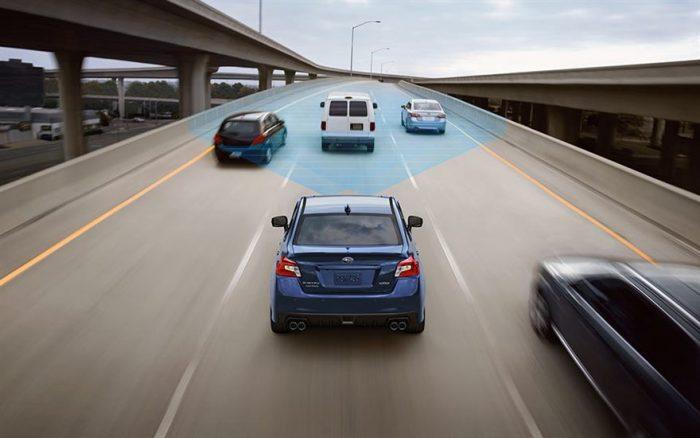 El actualizado sistema de seguridad EyeSight de Subaru