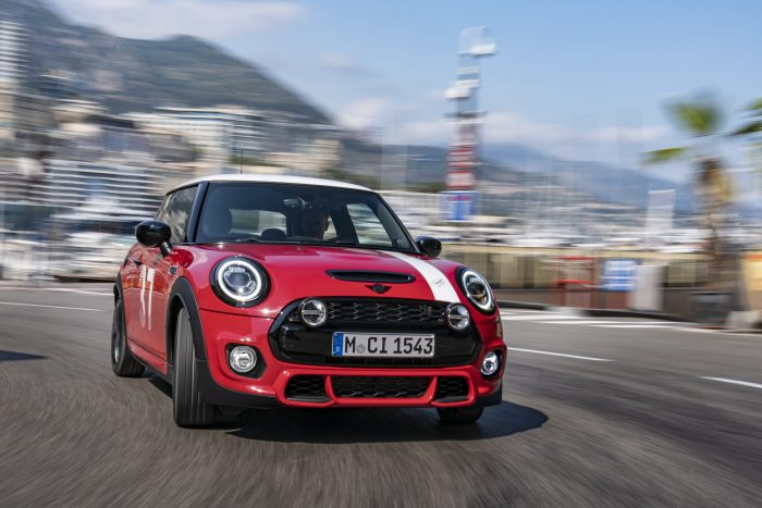Mini Hopkirk Edition, un homenaje al vencedor del Rally de Monte Carlo de 1964