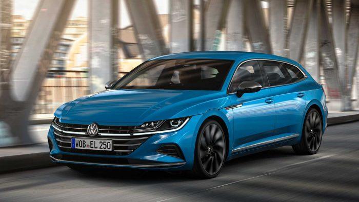 Así será el VW Arteon eHybrid 2021