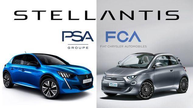 Stellantis, el nuevo grupo automovilístico que nace de la alianza entre PSA y FCA