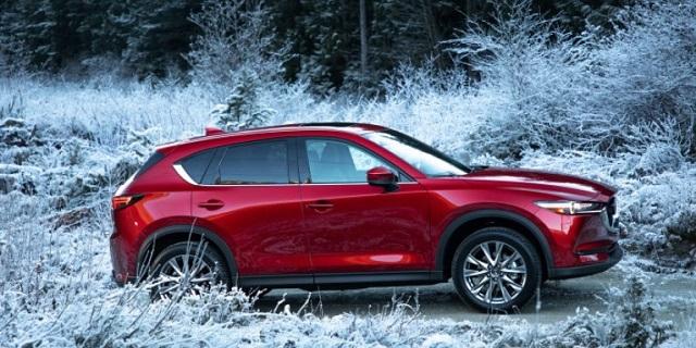 Primeras pruebas en el nuevo Mazda CX-5